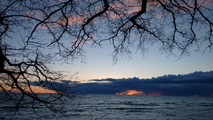 Visby; Sunset; Gotland; seaside; seaside sunset